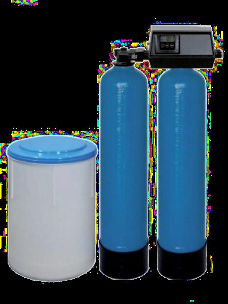 Wasserenthärtungsanlage - Doppel 9100SXT-2x150