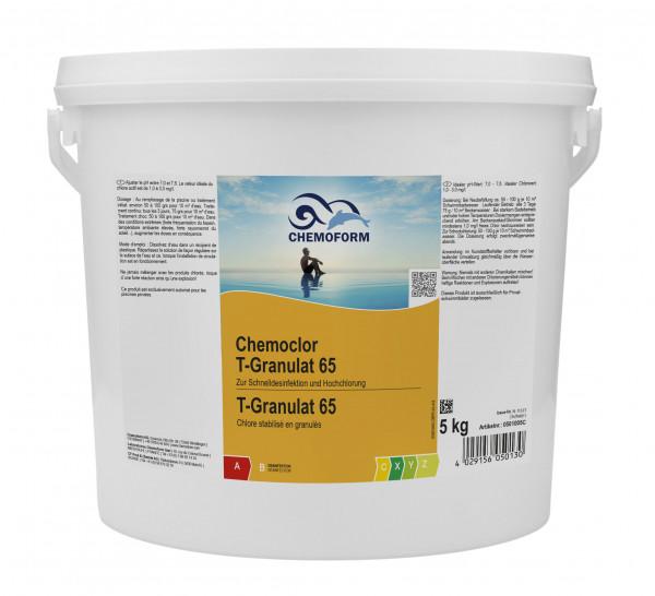 Chlorgranulat, 5 kg Eimer
