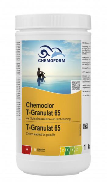 Chlorgranulat, 1kg-Dose