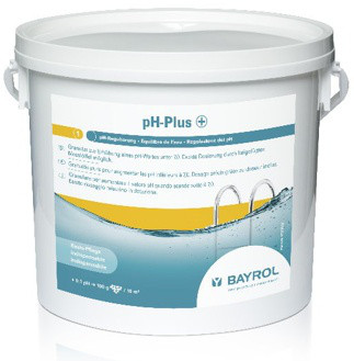 pH-Plus Granulat 5kg-Eimer