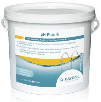pH-Plus Granulat 5kg-Eimer