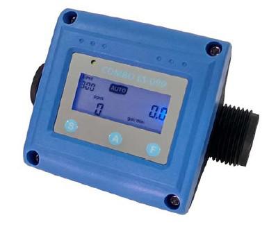 Leitfähigkeits- und Durchflußmessgerät - Combo ES-099