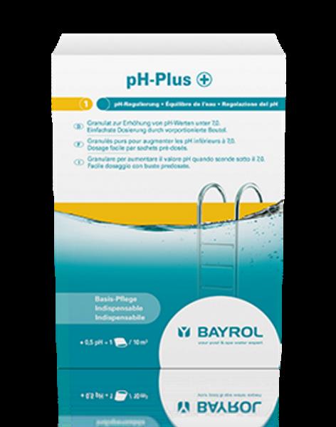 pH-Plus Granulat 1,5kg-(Dosierbeutel)