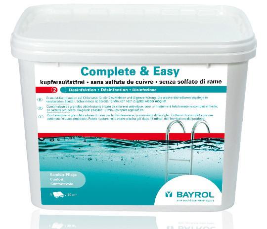 Complete & Easy - 4,48kg-Eimer