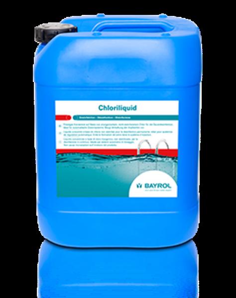 Chloriliquid 24,5kg/20Lit.-Kanister
