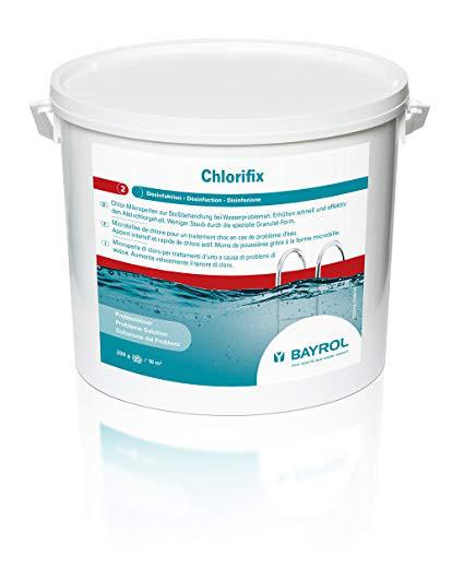 Chlorifix Chlorgranulat, 10kg-Eimer
