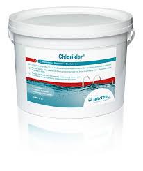 Chloriklar-Tabletten 20g - 10kg-Eimer