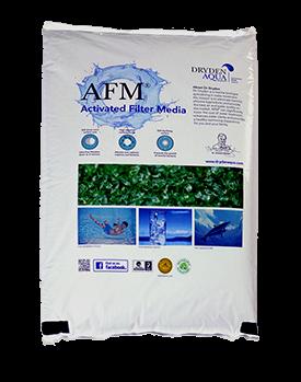 AFM-2 - Filtergranulat, Körnung 0,7 - 2,0 mm, 21 kg Sack